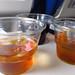 Free rums and coke on the flight San Jose to San Salvador. Thank you LACSA Air :)