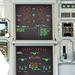 Cockpit door open when I got on our second flight :). LACSA Air San Salvador to Toronto :)
