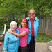 Me and my folks :). Welcome Home Party in Dundas, ON. Canada 12MAY12