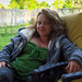 Sara (my sister) enjoying the long weekend. Victoria Long Weekend!! Burlington, ON. Canada 20MAY12